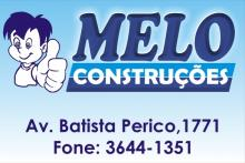 MELO CONSTRUÇÕES